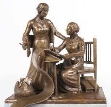 central park women's statue