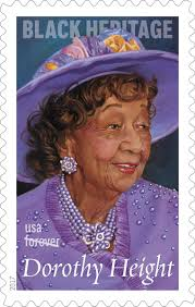 dorothy height stamp
