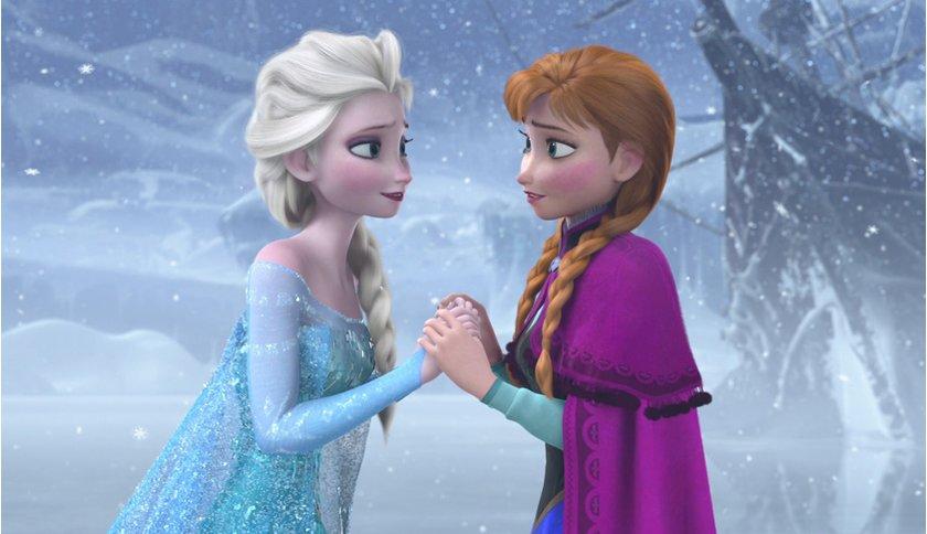 frozen movie elsa