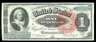 martha washinton money