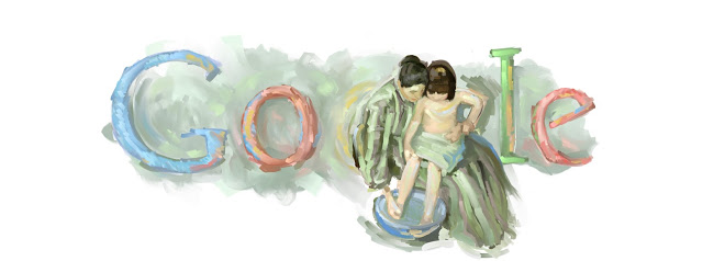 mary cassatt doodle