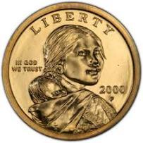 sacgawea dollar