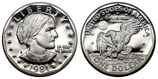 susan b anthonty dollar